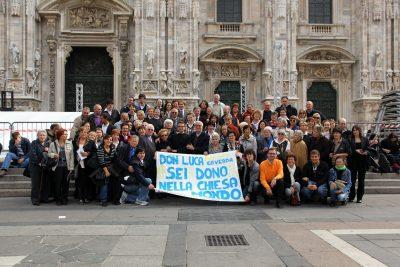 Don Luca Caveada 10 anni di sacerdozio