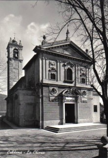 chiesa caldana