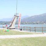 Biandronno – Il trampolino che si affaccia sulla riva del lago di Varese necessita urgentemente di ristrutturazione