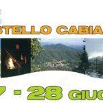 Ronchelli, il cuore di Castello Cabiaglio di Diana Ceriani-Convegno 27 e 28 giugno 2015