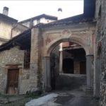 Cerro di Cocquio Trevisago borgo d'arte reso magico dalle opere realizzate da Sergio Terni.