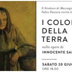 """""""I colori della terra nelle opere di Innocente Salvini"""""""