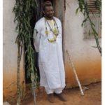 Azzio- Serge , dal Camerun ad Azzio e ritorno