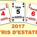 """Cuvio-60° Tris d'Estate"""" musica e danze per un'allegra estate, con rinomata cucina"""