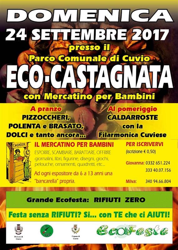 Volantino Eco-Castagnata