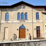 """ll matrimonio di Patrizia Mirabili con Giuseppe Cattoretti al teatro """"Soms"""" di Caldana"""