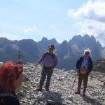"""""""Il Monte Piana, o """"Monte Piano"""" come viene chiamata la sua cima nord-est"""