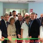 Oncologia: salto di qualità inaugurato il Day Hospital