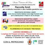 Sabato 16 dicembre alle ore 14.30 esibizione della Filarmonica di Cocquio Trevisago