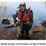 «Così ho riportato alla luce i tesori del lago di Varese»