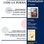 Laveno – Pomeriggio con la poesia ore 17.00 libreria Mondadori Il Libro