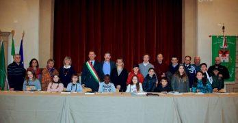 Cocquio Trevisago – Insediamento del Consiglio Comunale delle Ragazze e dei Ragazzi