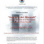 La poetessa Elena Danelli domani (20 aprile 2018) a Gavirate