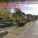 Cocquio Trevisago – Mercato cittadino presso strada stazione ( zona parco pubblico)