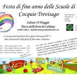 Festa di fine anno delle scuole di Cocquio Trevisago