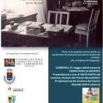 Domenica 27 maggio 2018 alle 16 si terrà a Parco Morselli a Gavirate presso La Casina Rosa premiazione del premio intitolato Guido Morselli.