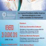 Venerdì 29 giugno alle 21.00 presso la sala consiliare  via De Ambrosis, 11 – Gavirate