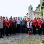 Domenica 10 giugno 2018  Liturgia all'Eremo di Santa Caterina