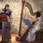 Museo Civico Floriano Bodini – Concerto Duo Flauto e Arpa – Video