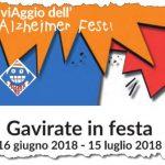 Alzheimer Fest – Gavirate in festa – 16 giugno – 15 luglio 2018 – Programma