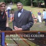Il palpito del colore – Un secolo di pittura a Varese – Intervista di Adriano Biasoli  a Chiara Gatti curatrice della Mostra