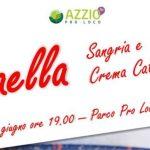 Sabato 30 giugno ore 19.00 – Parco Pro Loco di Azzio – Paella, Sangria e crema Catalana