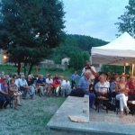 A Caravate lo scrittore e storico dell'arte Silvano Colombo a spegnere le 40 candeline di menta e rosmarino