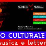 """Mercoledì 11 Luglio a Cuvio  con """"Momenti Musicali"""""""