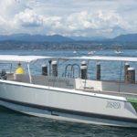 Cazzago Brabbia – Prima colonnina per la ricarica di imbarcazioni a propulsione elettrica