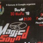 Cuveglio – 30 agosto Magic Sound