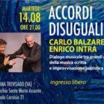 Caldana di Cocquio Trevisago-Martedì 14 agosto ore 21.00 in Chiesa Parrocchiale – Concerto …ricordando Patrizia –  Carlo Balzaretti ed Enrico Intra