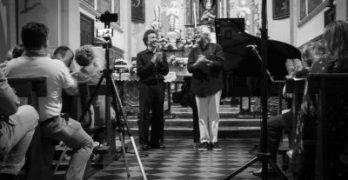 Caldana di Cocquio Trevisago-Martedì 14 agosto ore 21.00 in Chiesa Parrocchiale  – Carlo Balzaretti ed Enrico Intra – Foto della serata
