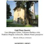 Concerto Chiesa S.Lorenzo Orino – Lunedì 13 agosto 2018