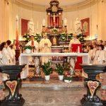 Milano – 30-09-2018 -S. Messa ore 10:00  –  Festa di benvenuto dei ragazzi a don Franco Trezzi, nuovo parroco.