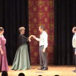 Besozzo – Il ventaglio di lady Windermere di Oscar Wilde