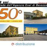 Besozzo – 01- ottobre – 2018 – I 50 anni della sede Enel