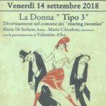 Venerdì 14 settembre, dalle ore 19,30, tutti al Verderamo di Castello Cabiaglio