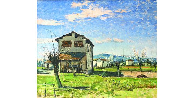 Giornata di primavera ventilata, 1944