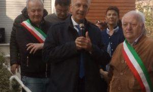 Cazzago e Inarzo – Una sorpresa l'arrivo del Ministro dell'Istruzione Marco Bussetti