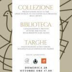Una giornata di ringraziamenti al Museo Bodini domenica 28 ottobre alle 17.00