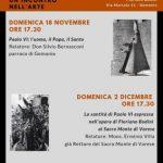 Gemonio Museo Bodini – Domenica 2 dicembre al Museo Floriano Bodini la conferenza dedicata a Paolo VI