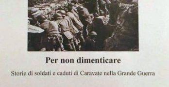 """Caravate – Giovedì 29 novembre ore 20.45 """"Per non dimenticare"""""""