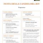 Cocquio Trevisago-Parrocchia Purificazione -Festa della Candelora 2019