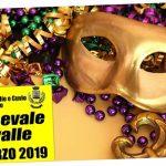 Sabato 2 Marzo 2019 – Cuvio e Cuveglio assieme per la grande sfilata di Valle