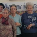 """""""La San Vincenzo -aggiunge oggi- è casa mia. A 84 anni non riesco a staccarmene. E' parte di me""""."""