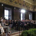 """Intervento del Presidente Mattarella alla Celebrazione della Giornata Internazionale della Donna dal titolo """"Mai più schiave""""."""