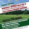 Vi aspettiamo il 7 Aprile al parco comunale di Cocquio Trevisago