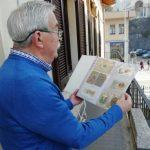 Rimasi stupito – Vidi decine e decine di libri da messa in latino e in italiano