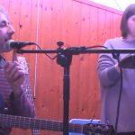 """Duo musicale """"La Forma delle Nuvole"""" a Laveno"""