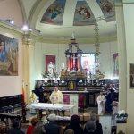 Cocquio Trevisago – 03 Marzo 2019 Santa Messa del giorno – S. Andrea